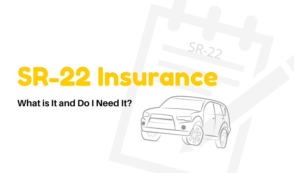 your guide to sr-22 and why important
