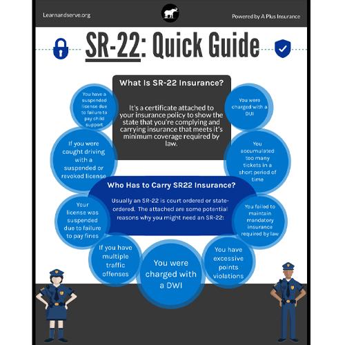 SR-22 Infographic