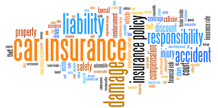 image shows words that describes insurance coverages