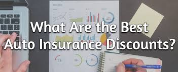 Discounts That Auto Insurances Offer