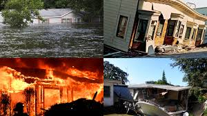 What If Your Home Is Damaged Due To Natural Disasters?