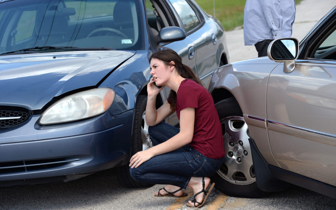 What Should You Do After Getting Into a Car Accident?