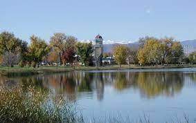 image shows scenery of Berkley Hills, CO