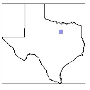 Haltom City, Texas map